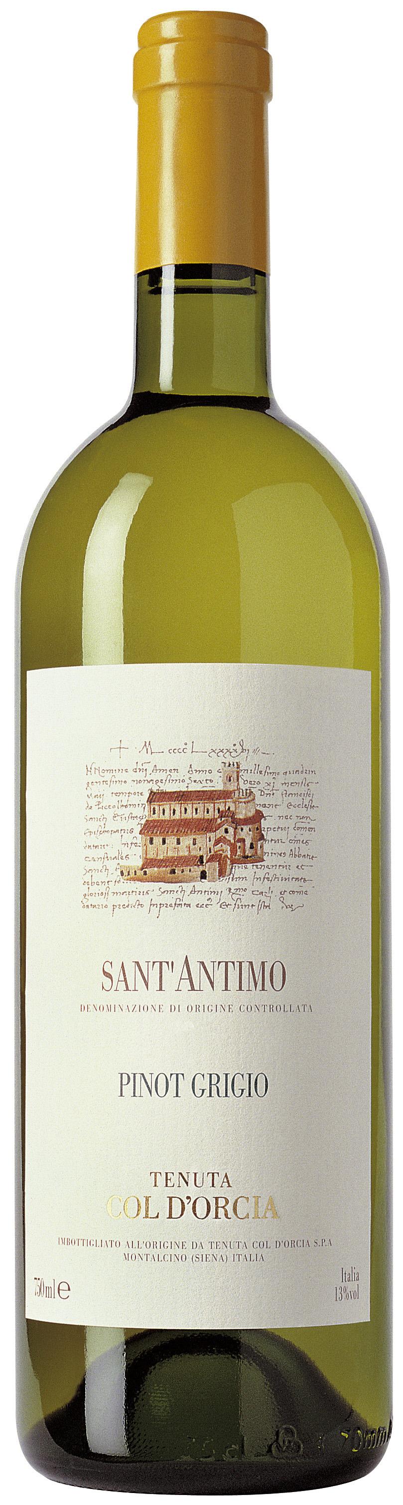 Sant'Antimo Pinot Grigio